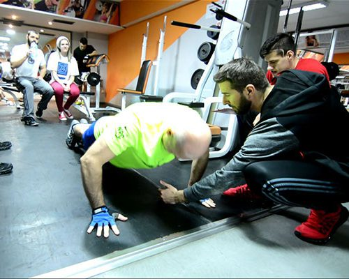Individualni treninzi u fitness centru Arena No1 na Novom Beogradu